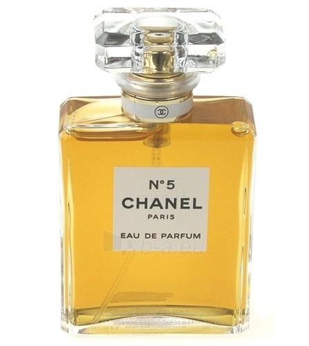 Parfimērijas ūdens Chanel No.5 EDP 50ml Paveikslėlis 1 iš 1 250811002960