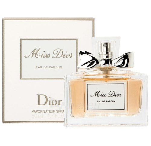 Parfimērijas ūdens Christian Dior Miss Dior 2011 EDP 100ml (testeris) Paveikslėlis 1 iš 1 250811001582