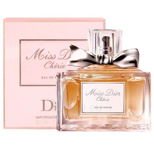 Parfimērijas ūdens Christian Dior Miss Dior Chérie EDP 100ml (testeris) Paveikslėlis 1 iš 1 250811002371