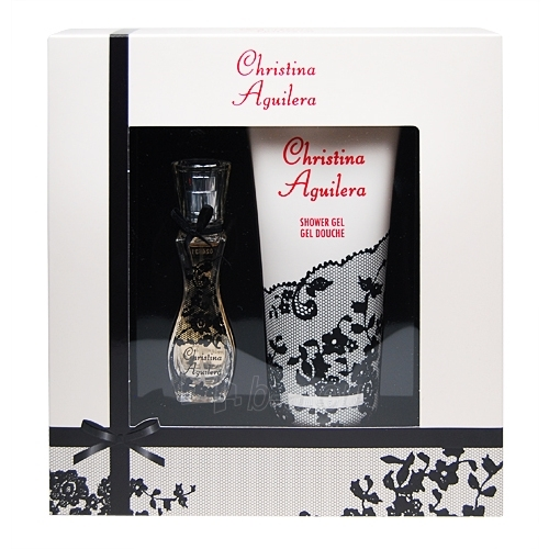Parfimērijas ūdens Christina Aguilera Christina Aguilera EDP 15ml (komplekts) Paveikslėlis 1 iš 1 250811002417