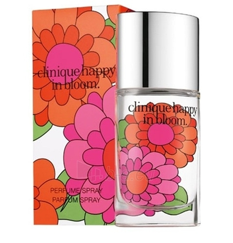 Parfumuotas vanduo Clinique Happy in Bloom 2012 Perfumed water 50ml Paveikslėlis 1 iš 1 250811002966