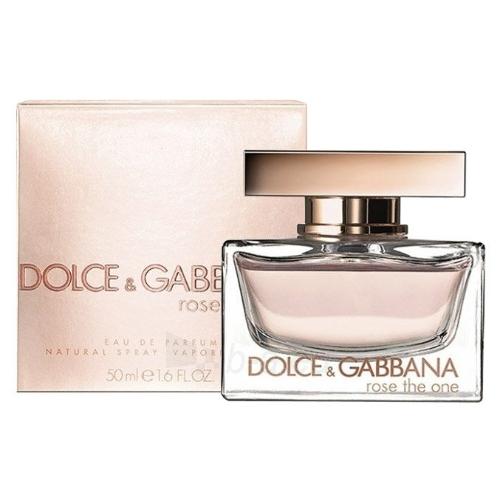 Dolce & Gabbana The One Rose EDP 75ml Paveikslėlis 1 iš 1 250811003055