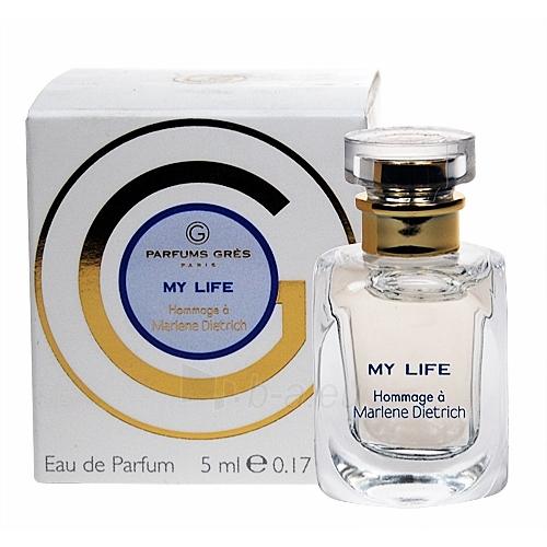 Parfumuotas vanduo Gres My Life Perfumed water 5ml Paveikslėlis 1 iš 1 250811003454