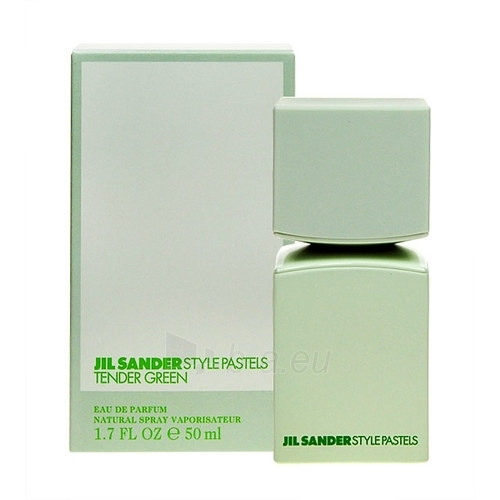 Jil Sander Style Pastels Tender Green EDP 50ml Paveikslėlis 1 iš 1 250811009630