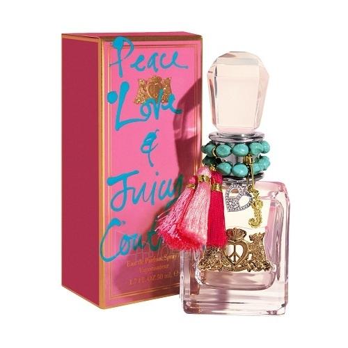 Parfumuotas vanduo Juicy Couture Peace, Love and Juicy Couture Perfumed water 100ml (testeris) Paveikslėlis 1 iš 1 250811003677