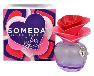 Justin Bieber Someday EDP 50ml Paveikslėlis 1 iš 1 250811003681