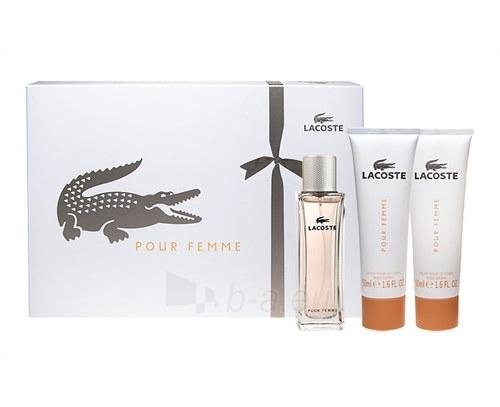 Parfimērijas ūdens Lacoste Pour Femme EDP 50ml (komplekts) Paveikslėlis 1 iš 1 250811010087