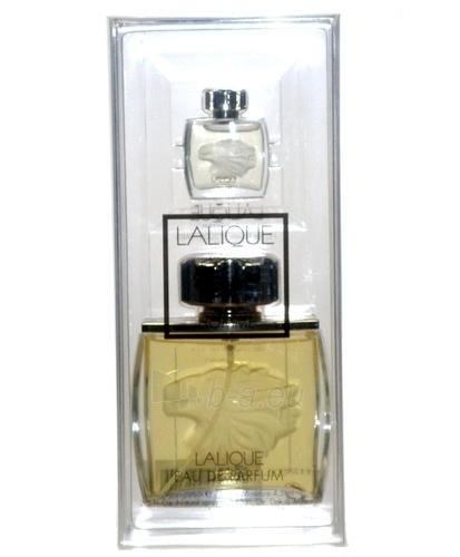 Parfumuotas vanduo Lalique Pour Homme Lion EDP 75ml (rinkinys) Paveikslėlis 1 iš 1 250812001138