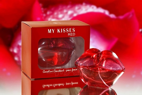 Parfumuotas vanduo MY KISSES RED EDP 100ml Paveikslėlis 1 iš 1 250811000368