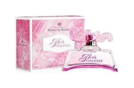 Parfumuotas vanduo Marina de Bourbon Pink Princesse Perfumed water 50ml (testeris) Paveikslėlis 1 iš 1 250811003956