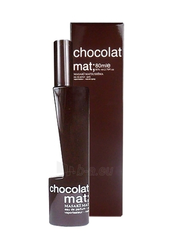 Parfumuotas vanduo Masaki Matsushima Mat Chocolat Perfumed water 80ml (testeris) Paveikslėlis 1 iš 1 250811003976