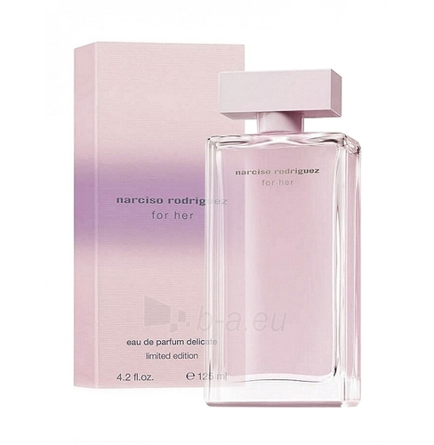 Parfumuotas vanduo Narciso Rodriguez For Her Delicate Limited Edition Perfumed water 75ml Paveikslėlis 1 iš 1 250811004036