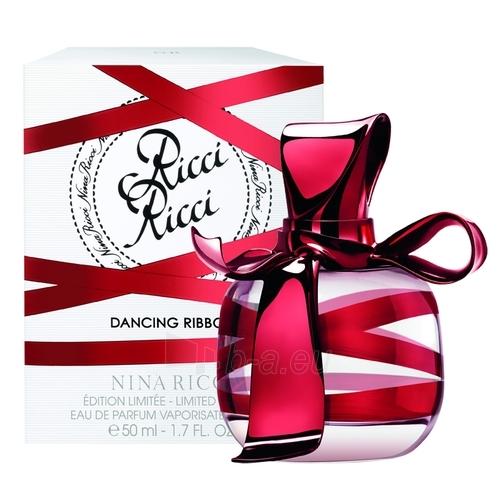 Nina Ricci Ricci Dancing Ribbon EDP 50ml Paveikslėlis 1 iš 1 250811001615