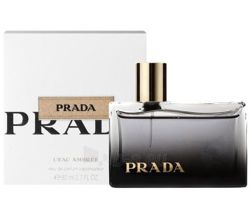 Parfumuotas vanduo Prada L'Eau Ambree EDP 80ml Paveikslėlis 1 iš 1 250811001000