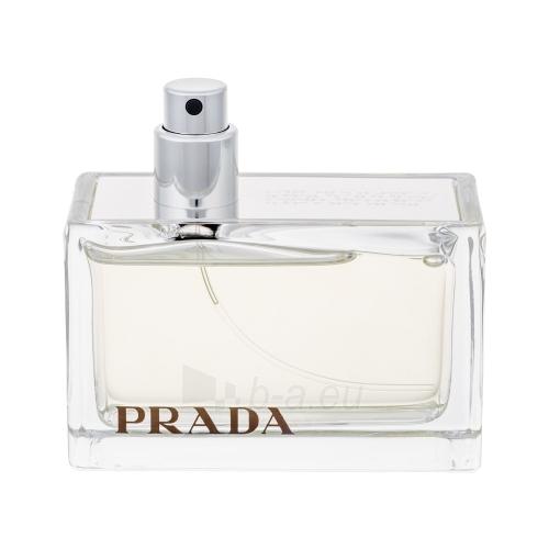 Parfumuotas vanduo Prada Prada Amber EDP 80ml (testeris) Paveikslėlis 1 iš 1 250811001006