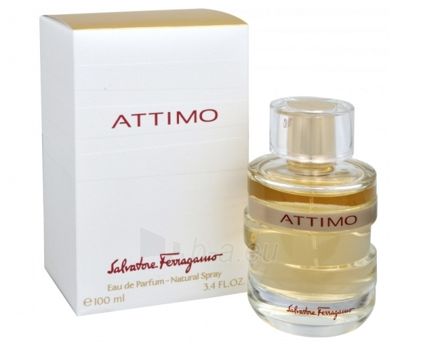 Parfumuotas vanduo Salvatore Ferragamo Attimo EDP 100ml Paveikslėlis 1 iš 1 250811001050