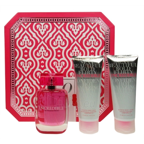 Victoria Secret Incredible EDP 50ml (Set) Paveikslėlis 1 iš 1 250811008058