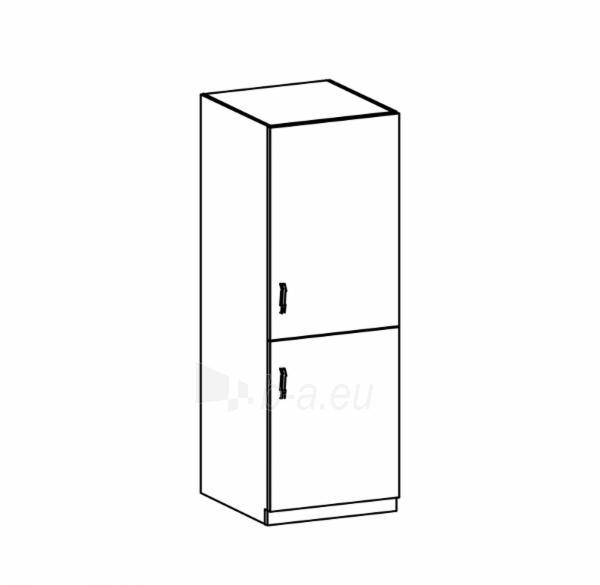 Pastatoma spintelė šaldytuvui Italia D60 ZL Paveikslėlis 1 iš 3 250454500011