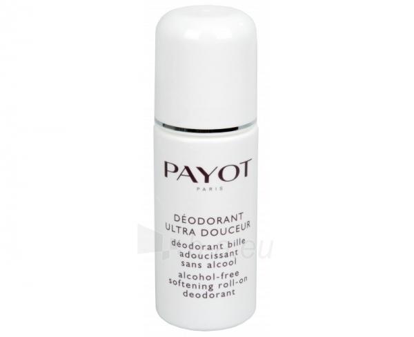 Payot Deodorant Ultra Douceur Roll-On Cosmetic 75ml Paveikslėlis 1 iš 1 2508910000364