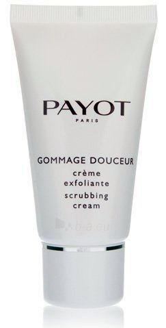 Payot Gommage Douceur Scrubbing Cream Cosmetic 75ml Paveikslėlis 1 iš 1 250850300026