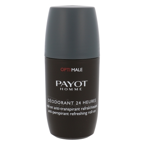 Payot Homme 24 Hour Deodorant Roll-On Cosmetic 75ml Paveikslėlis 1 iš 1 2508910000365