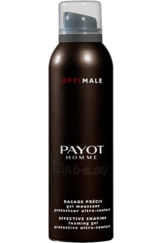Payot Homme Effective Shaving Foaming Gel Cosmetic 150ml Paveikslėlis 1 iš 1 250881200018