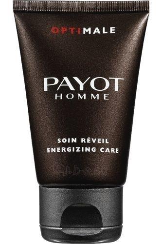 Payot Homme Energizing Care Fresh Gel Cosmetic 50ml Paveikslėlis 1 iš 1 250881200019