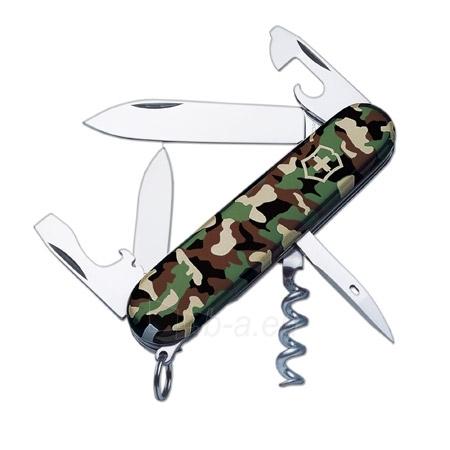 Peilis Spartan Camouflage 1.3603.94 Victorinox Paveikslėlis 1 iš 1 251550100106