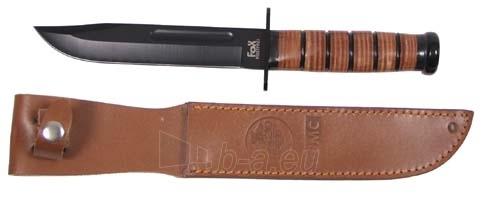 Knife USMC, taktinis, išgyvenimo Paveikslėlis 1 iš 1 251550100082