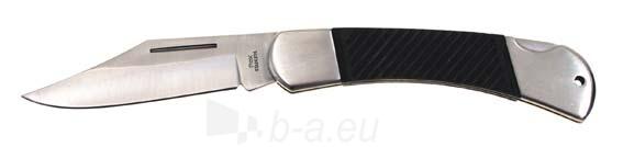 Peilis su gumine rankena, 10cm geležtė Paveikslėlis 1 iš 1 251550100068