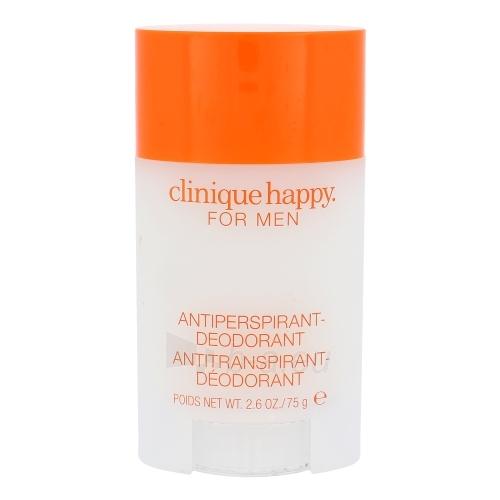 Antiperspirant & Deodorant Clinique Happy Deostick 75ml Paveikslėlis 1 iš 1 2508910000434