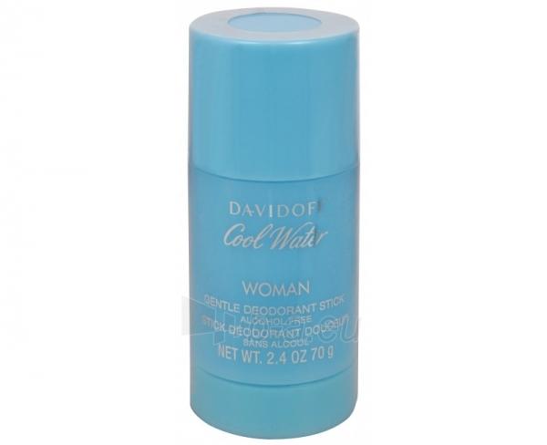 Antiperspirant & Deodorant Davidoff Cool Water Deostick 75ml. Paveikslėlis 1 iš 1 2508910000440