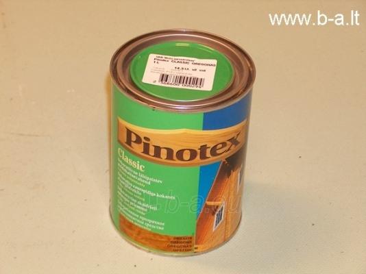 Pinotex CLASSIC tikmedžio spalva 10ltr. Paveikslėlis 1 iš 1 236860000037