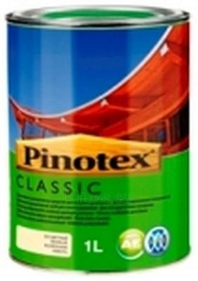 Pinotex CLASSIK colorless 10ltr. Paveikslėlis 1 iš 1 236860000226