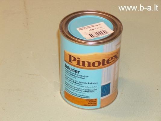Pinotex Interior rudens klevo colour 1ltr Paveikslėlis 1 iš 1 236860000337
