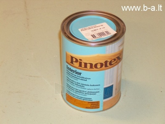 Pinotex Interior sniego spalva 3ltr Paveikslėlis 1 iš 1 236860000334