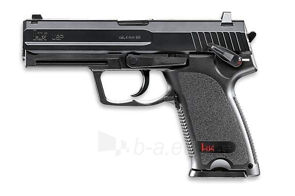 Pistoletas AEG GNB, H&K USP CO2 Paveikslėlis 1 iš 1 251570200004