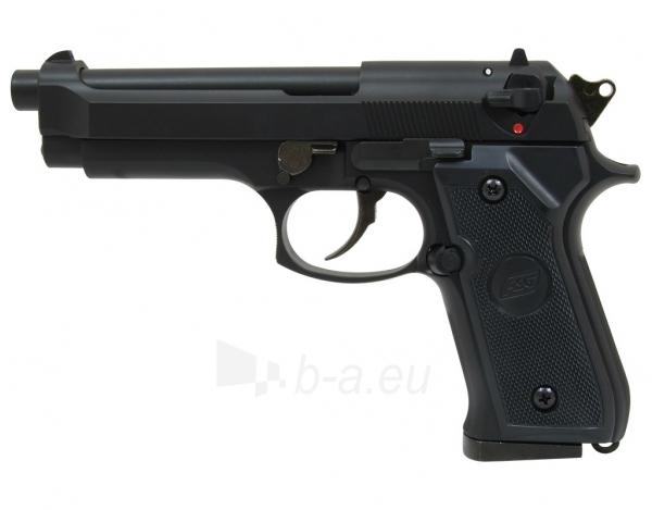 Pistoletas Green Gas M92F Paveikslėlis 1 iš 1 251570200009