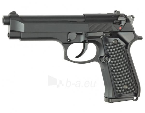 Pistoletas M9 Blow Back Paveikslėlis 1 iš 1 251570200007