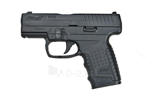 Pistoletas WALTHER PPS, spyruoklinis Paveikslėlis 1 iš 1 251570200010