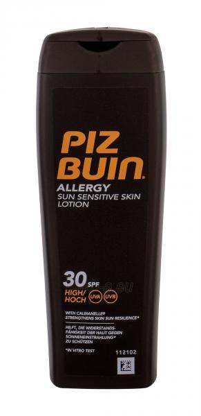 Piz Buin Alergy Lotion SPF30 Cosmetic 200ml Paveikslėlis 1 iš 1 250850200566