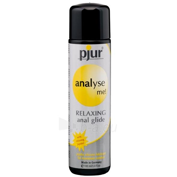 Pjur - Analyse me - analinis lubrikantas Paveikslėlis 1 iš 1 2514123000007