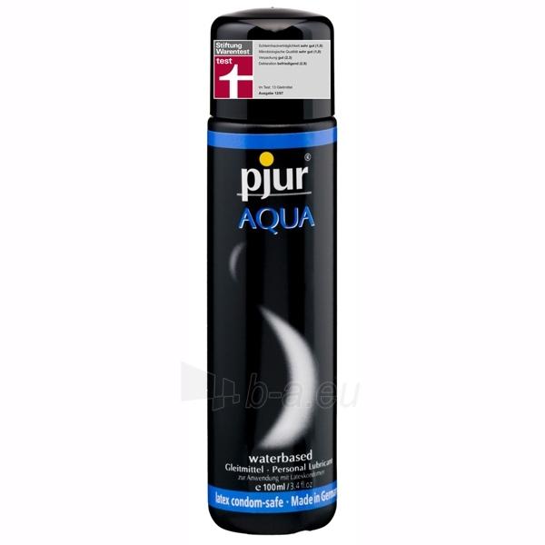 Pjur - Aqua 100 ml Paveikslėlis 1 iš 1 2514121000027