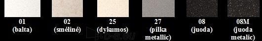 Plautuvė akmens masės TAURUS 790 x 495 Paveikslėlis 3 iš 3 270712000085