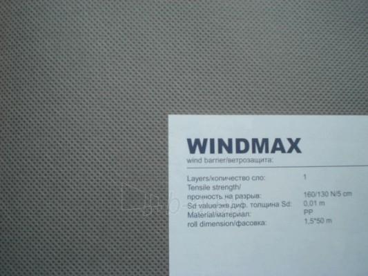 Plėvelė vėjo izoliacinė WINDMAX Paveikslėlis 1 iš 1 237440000010