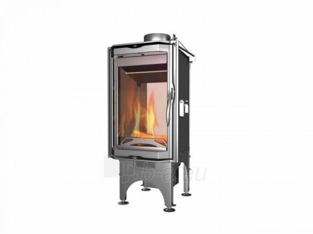 Plieninis židinio ugniakuras Romotop KV025F-P02 Paveikslėlis 1 iš 1 271330000426