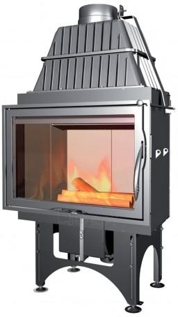 Plieninis židinio ugniakuras Romotop KV025L Paveikslėlis 1 iš 1 271330000156