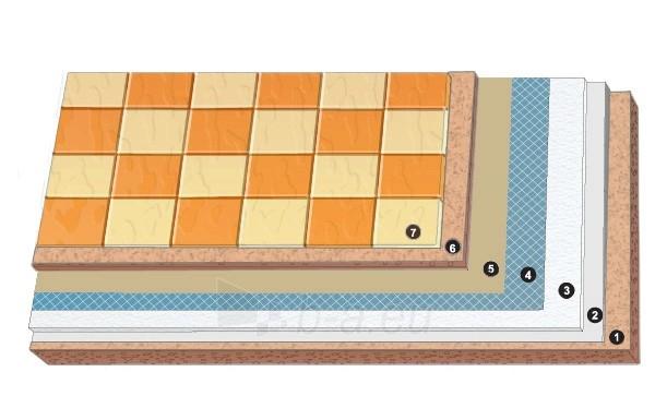 Expanded polystyrene EPS150 (1000x1000x150) Paveikslėlis 1 iš 1 237220700006