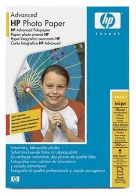 Popierius ADVANCED GLOSSYPHOTO PAPER250 G/M-100SH Paveikslėlis 1 iš 1 250256010089