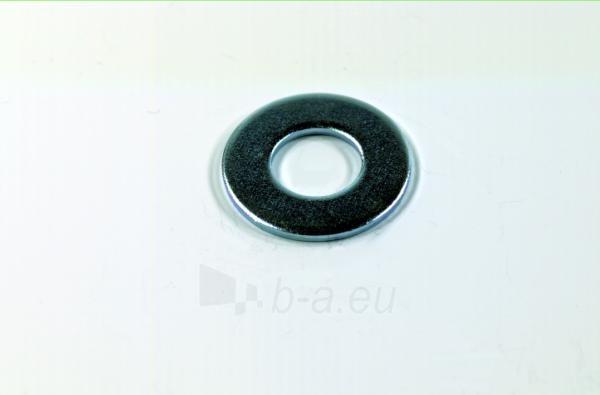 Poveržlė DIN 125 M5-Zn 500vnt Paveikslėlis 1 iš 1 236122000028